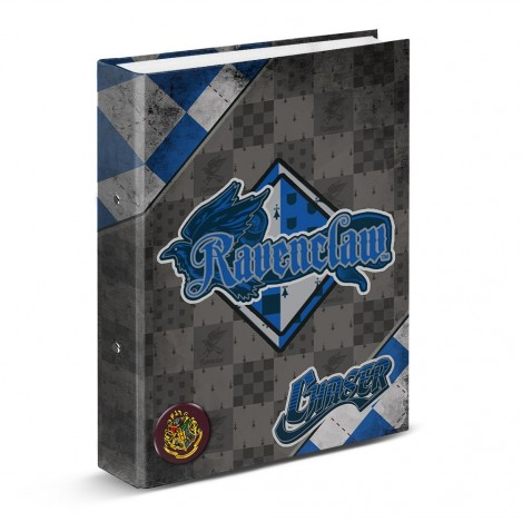 Carpeta anell quadern DIN A4 Quidditch Ravenclaw - Harry Potter