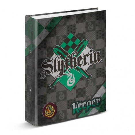 Carpeta anillas DIN A4 Slytherin - Harry Potter