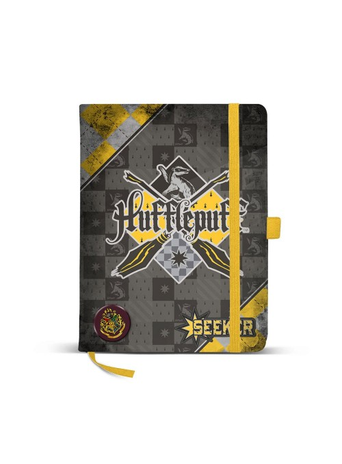 Book 14x21 Quidditch Huffkepuff - Harry Potter