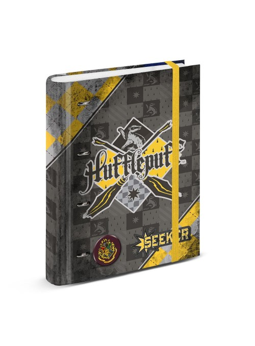 Carpesano DIN A4 Quidditch Hufflepuff - Harry Potter