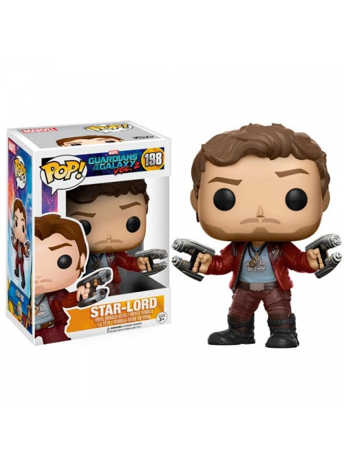 Figure Funko POP Star-Lord - Guardians of the Galaxy 2