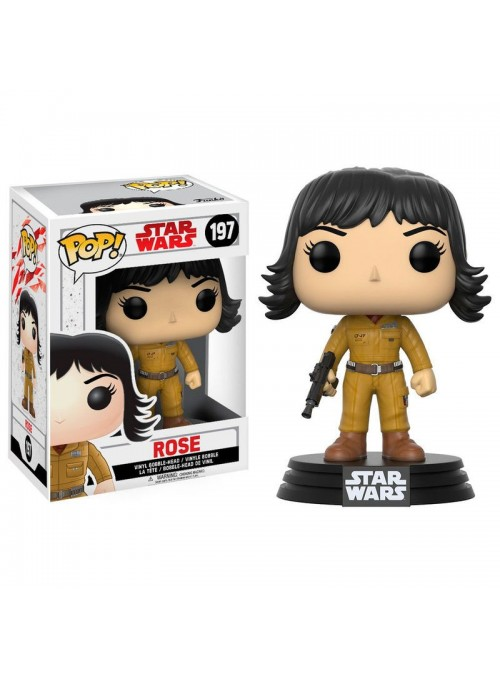 Figura POP Rose - Star Wars The Last Jedi