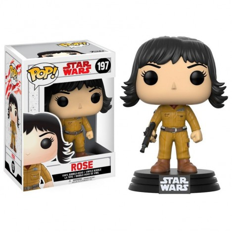 Figura Funko POP Rose - Star Wars The Last Jedi