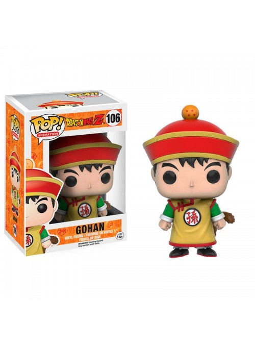 Figura Funko POP Gohan - Dragon Ball Z