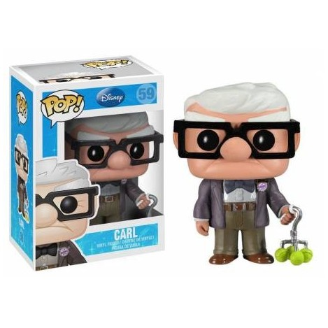Figura Funko POP Carl - Up