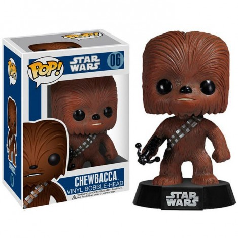 Figura Funko POP Chewbacca - Star Wars