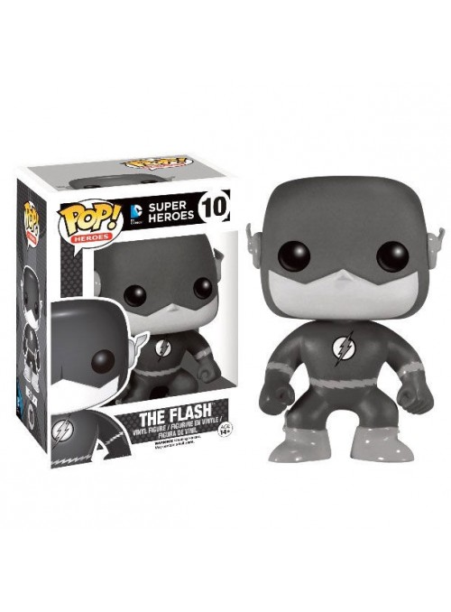 Figura POP The Flash - DC The Flash B&W Exclusive