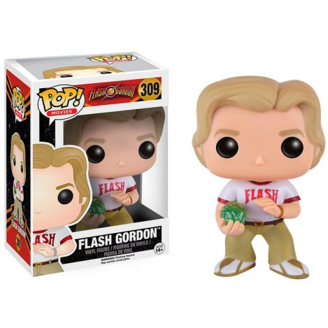 Figura Funko POP Flash Gordon - Flash Gordon