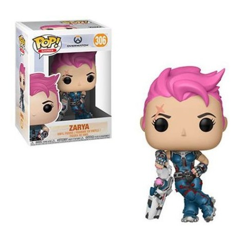 Figura POP Zarya - Overwatch