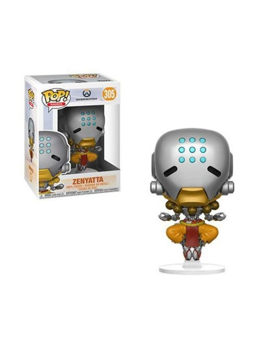 Figura POP Zenyatta - Overwatch