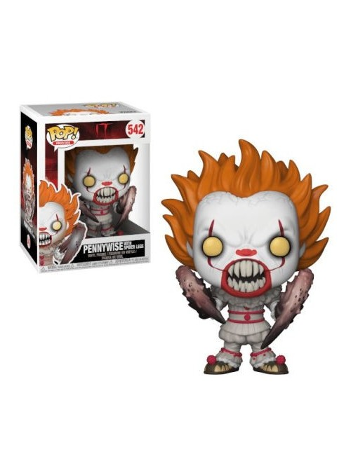 Figura POP Pennywise with Spider Legs - IT