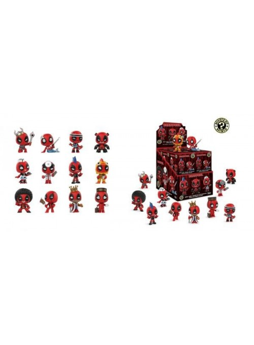 Figure Mystery Minis Deadpool - Marvel
