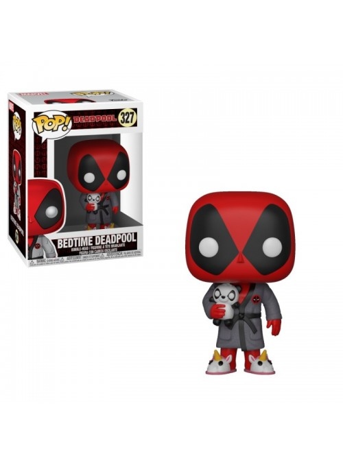 Figura Funko POP Parody Deadpool in Robe - Marvel Deadpool