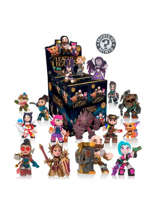 Figura Mystery Minis League of Legends