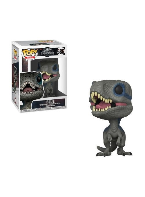 Figura Funko POP Blue - Jurassic World