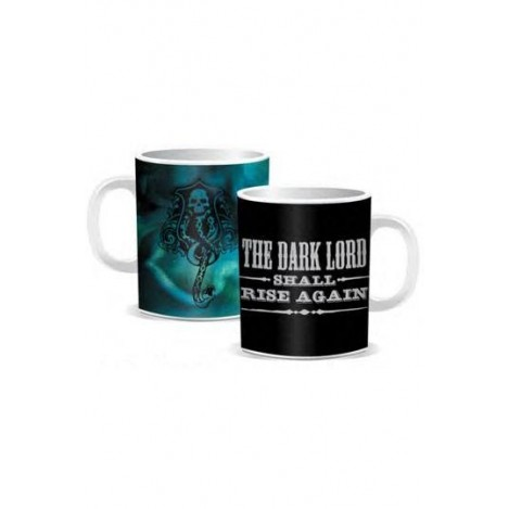Taza sensible al calor Marca Tenebrosa - Harry Potter