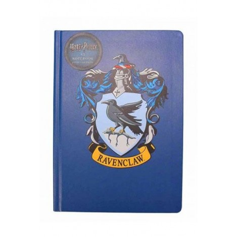 Libreta A5 Ravenclaw - Harry Potter