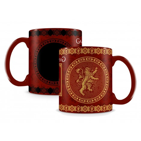 Cup sensitive to heat Lannister - Game of Thrones
