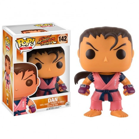 Figura Funko POP Vinyl Dan - Street Fighter