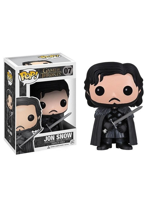 La Figure de la POP, Jon Snow, épée, Game of Thrones