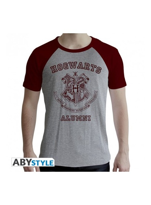 Camiseta Hogwarts Alumni - Harry Potter