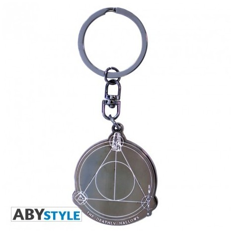 Keychain Deathly hallows - Harry Potter