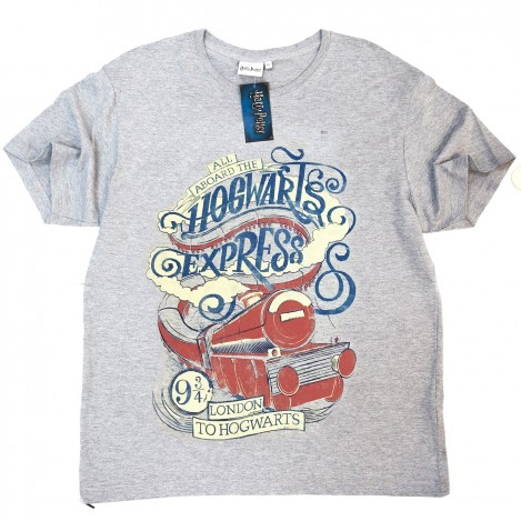 Camiseta Hombre Hogwarts Express - Harry Potter
