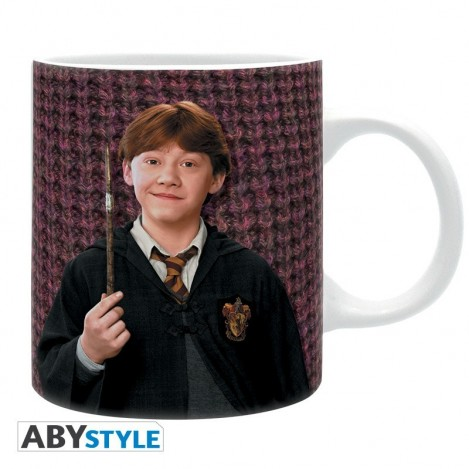 Taza Ron - Harry Potter