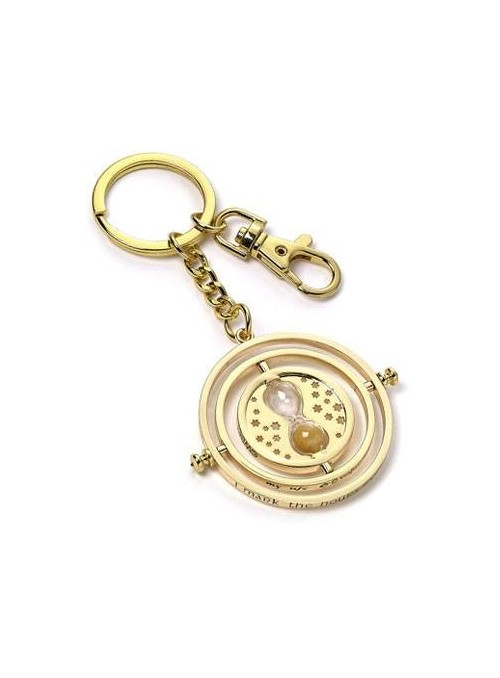 Harry Potter Keychain Time Turner (plated)