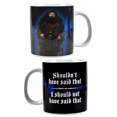 Harry Potter Taza XXL Hagrid