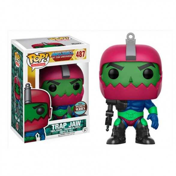 Figura POP Trap Jaw Exclusive - Masters of the Universe