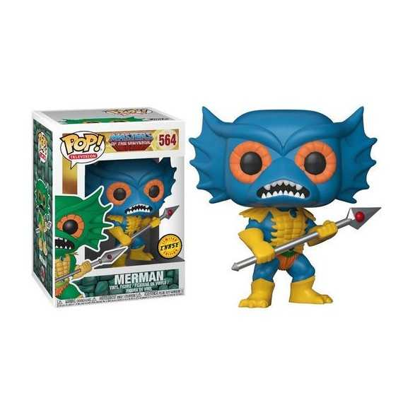 Figura POP Mer-Man (Chase) - Masters of the Universe