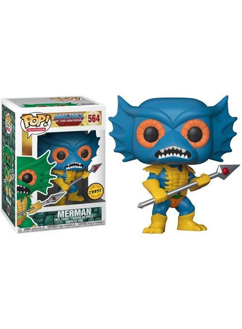Figure Funko POP Mer-Man (Chase) - Masters of the Universe