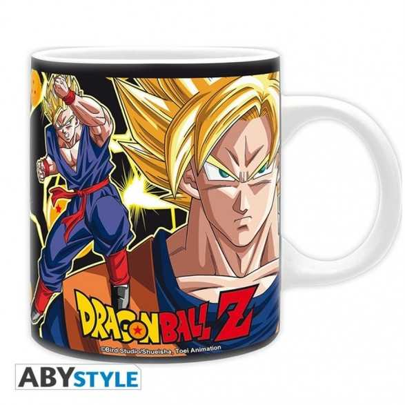 Taza Super Saiyan - Dragon Ball Z