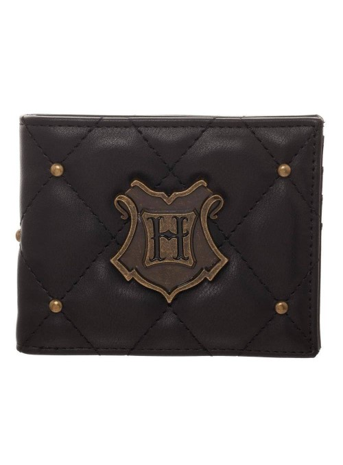 Monedero Bifold Interior Pattern - Harry Potter