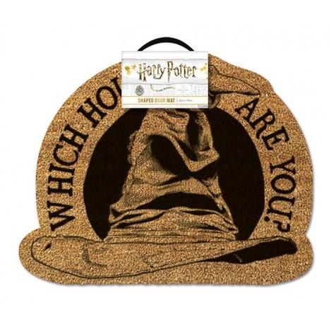 Felpudo Sorting Hat -Harry Potter