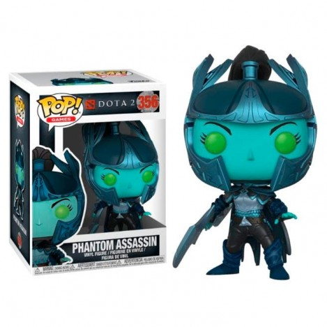 Figure POP Phantom Assassin - Dota 2