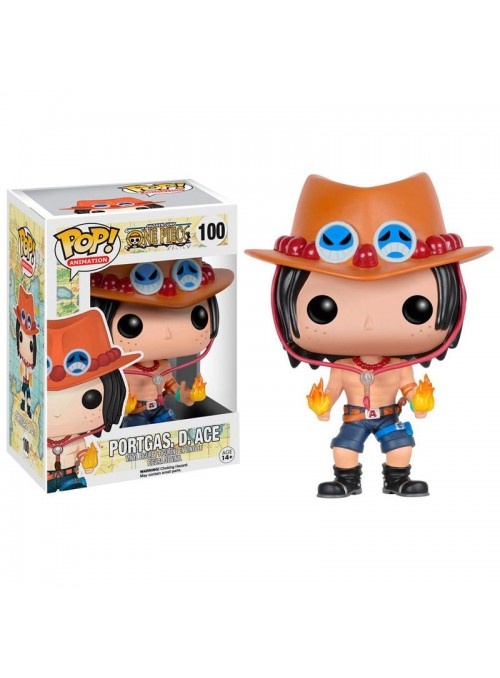Figura Funko POP Portgas D. Ace - One Piece