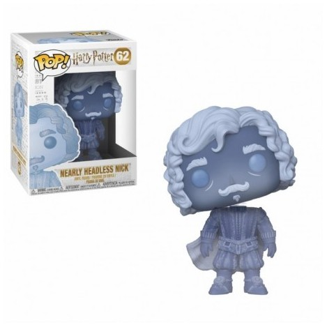Figura Funko POP Nearly Headless Nick - Harry Potter