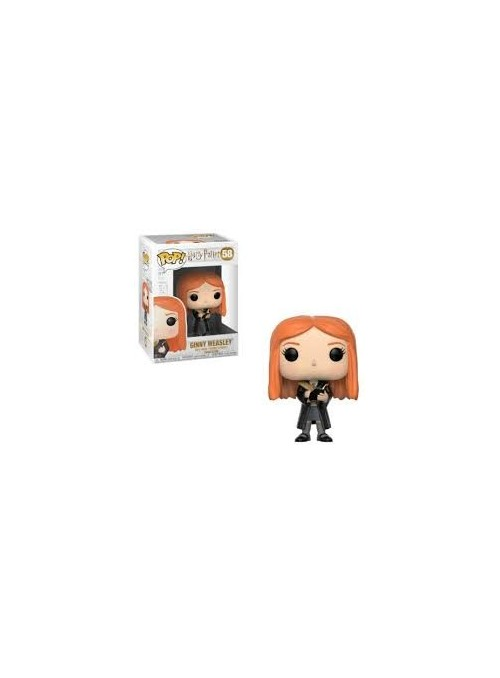 Figura Funko POP Ginny con Diario - Harry Potter