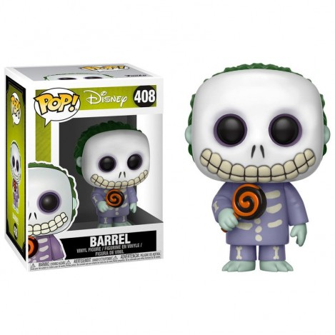 Figure POP Barrel - Nightmare Before Christmas