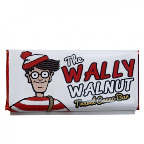 Tableta The Wally Walnut