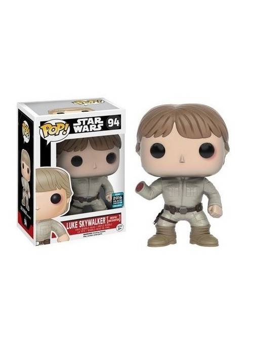 Figura POP Luke Bespin Encounter 2016 Galactic Convention Exclusive - Star Wars