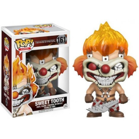 Figura Funko POP Sweet Tooth - Twisted Metal