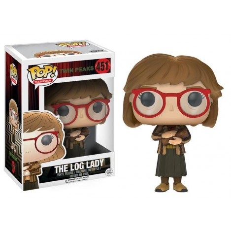 Figura Funko POP The Log Lady - Twin Peaks