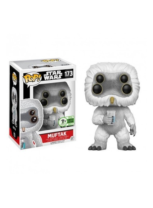 Figura POP Muftak Exclusive - Star Wars