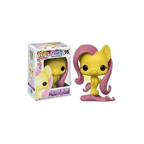 Figura Funko POP Flutteryshy Sea Pony - My Little Pony