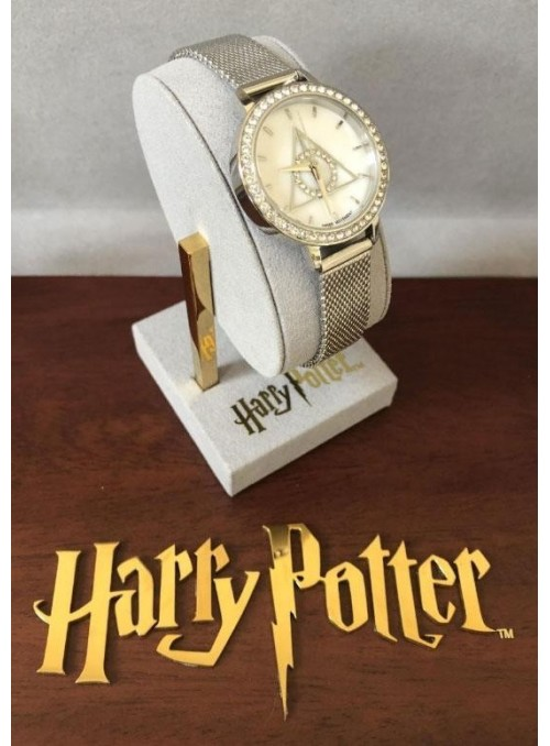 Swarovksi Reloj de pulsera Deathly Hallows - Harry Potter