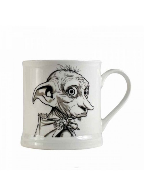 Taza Vintage Dobby - Harry Potter