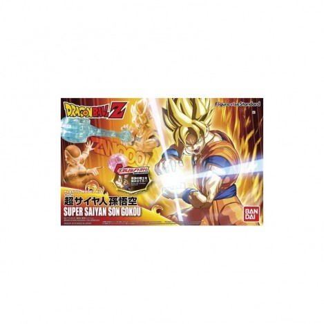 Figura Super Saiyan Son Goku Model kit